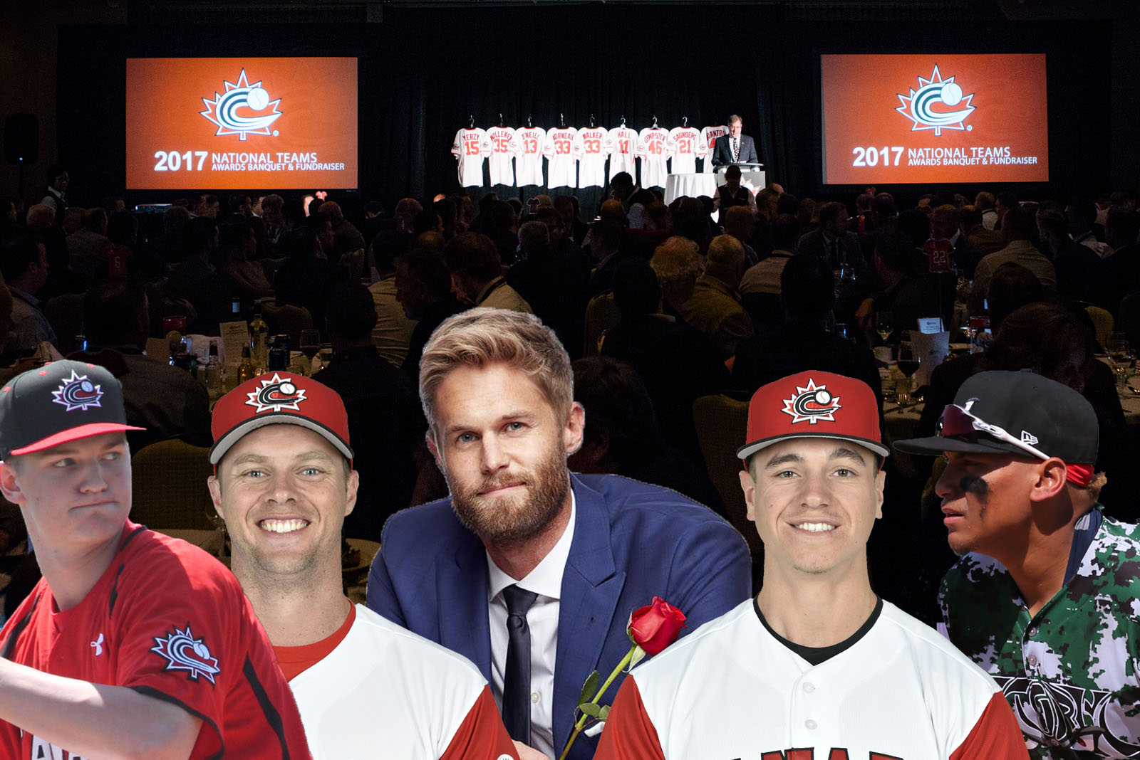Register today for the Baseball Canada National Teams Awards Banquet & Fundraiser!