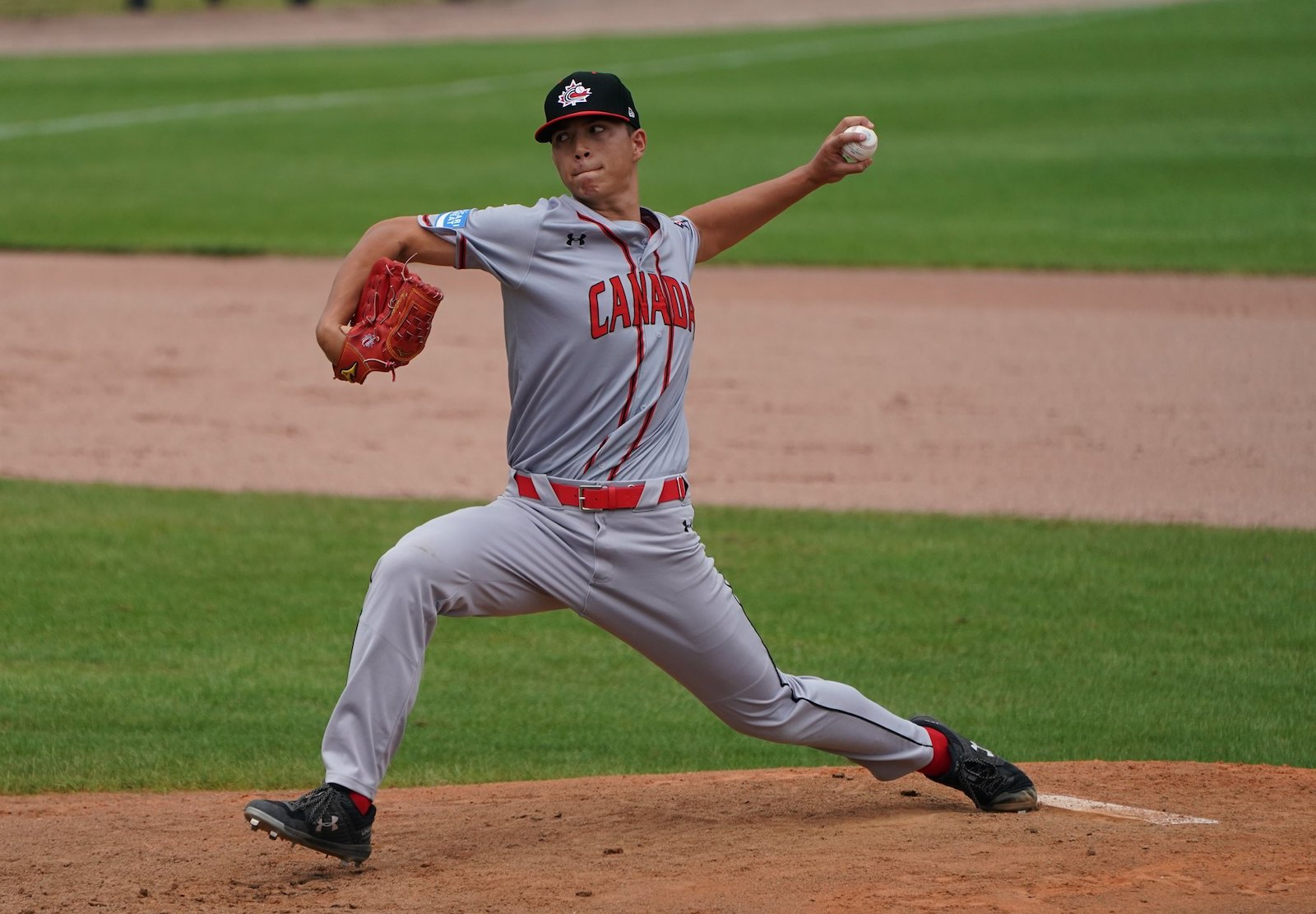 U-18 Baseball World Cup: Canada swings bats in loss to South Korea