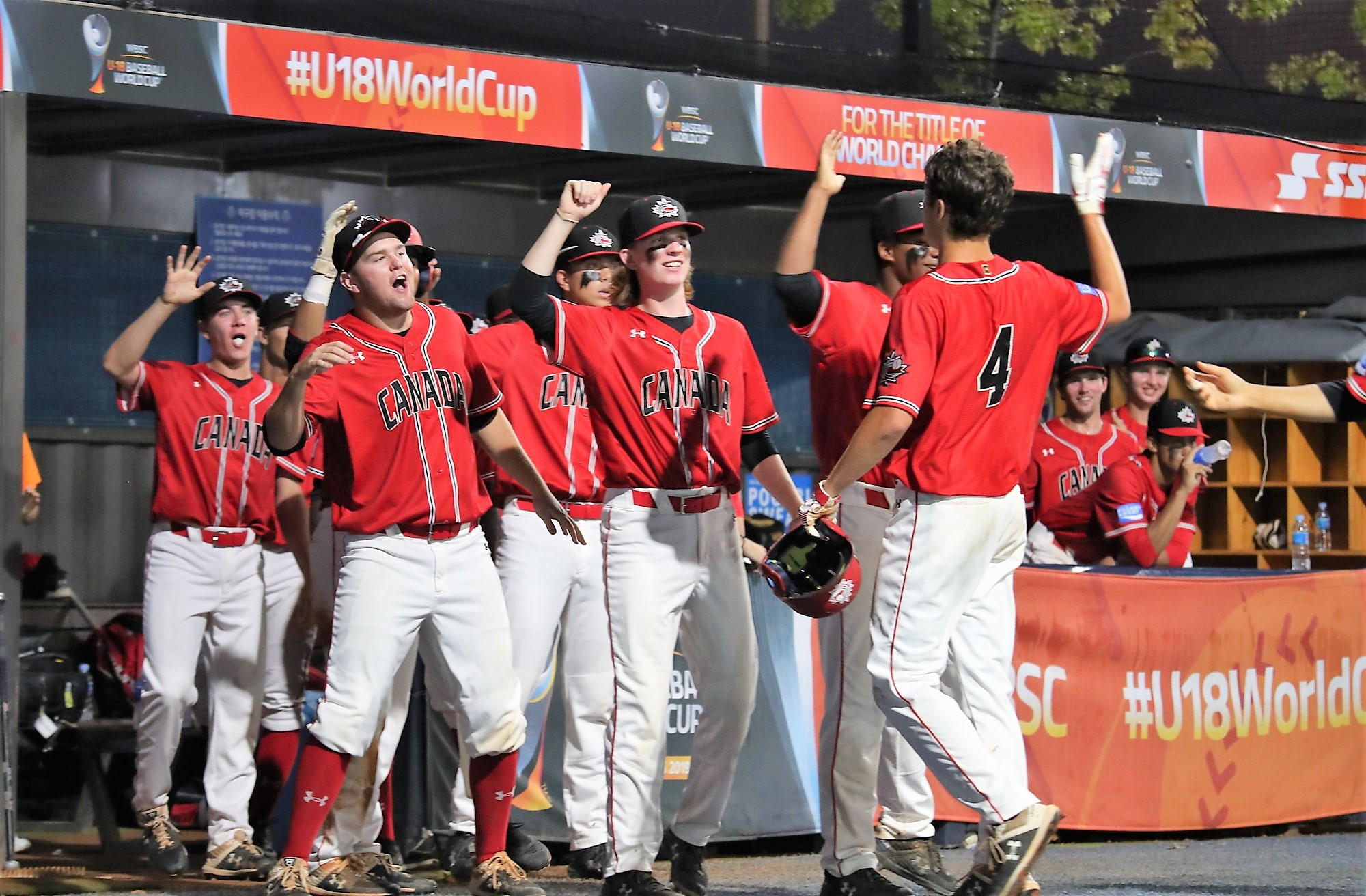 U-18 Baseball World Cup: Canada finishes with a win over Chinese Taipei