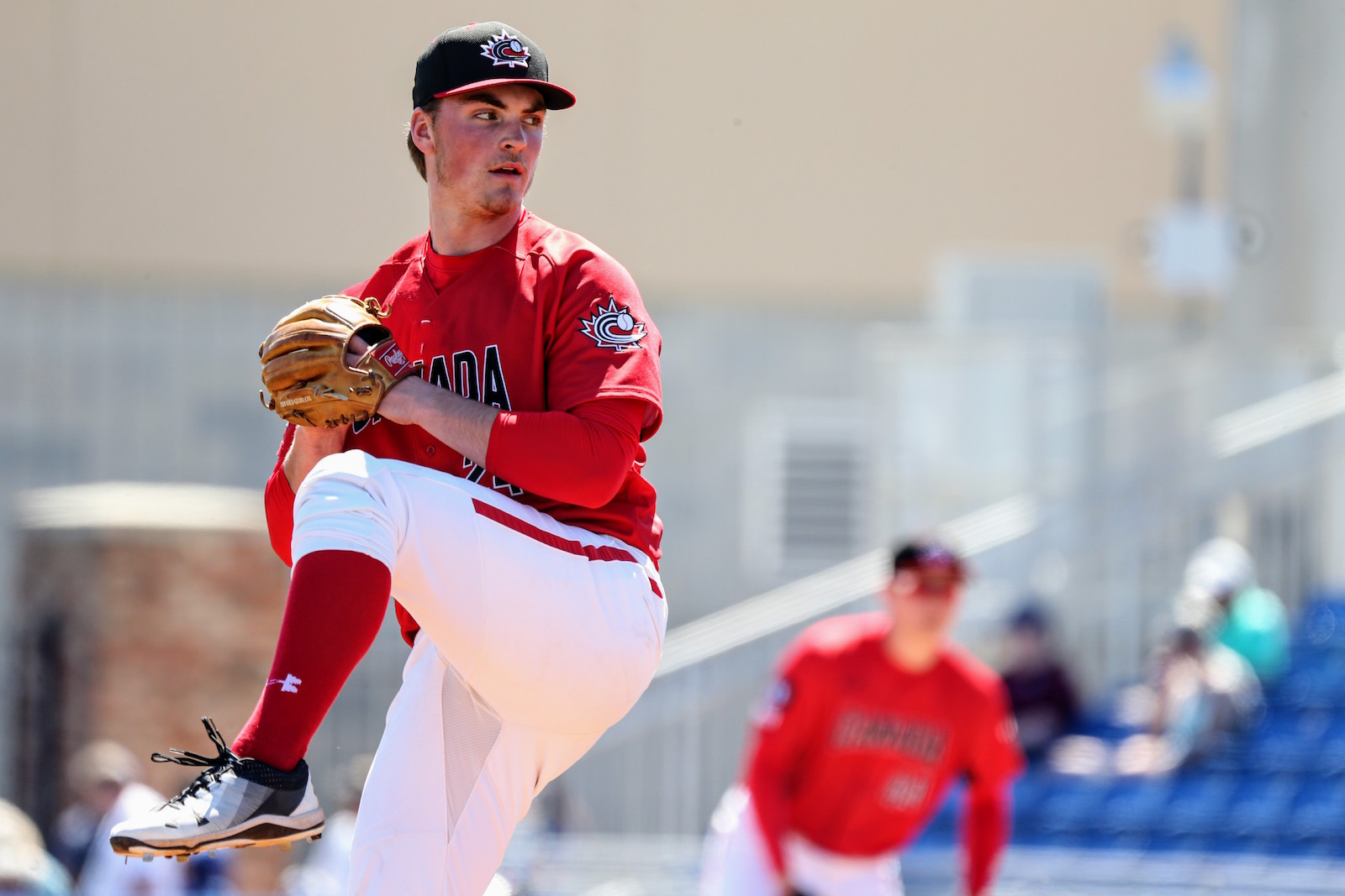JNT SPRING: Pitching impresses as juniors tie Blue Jays