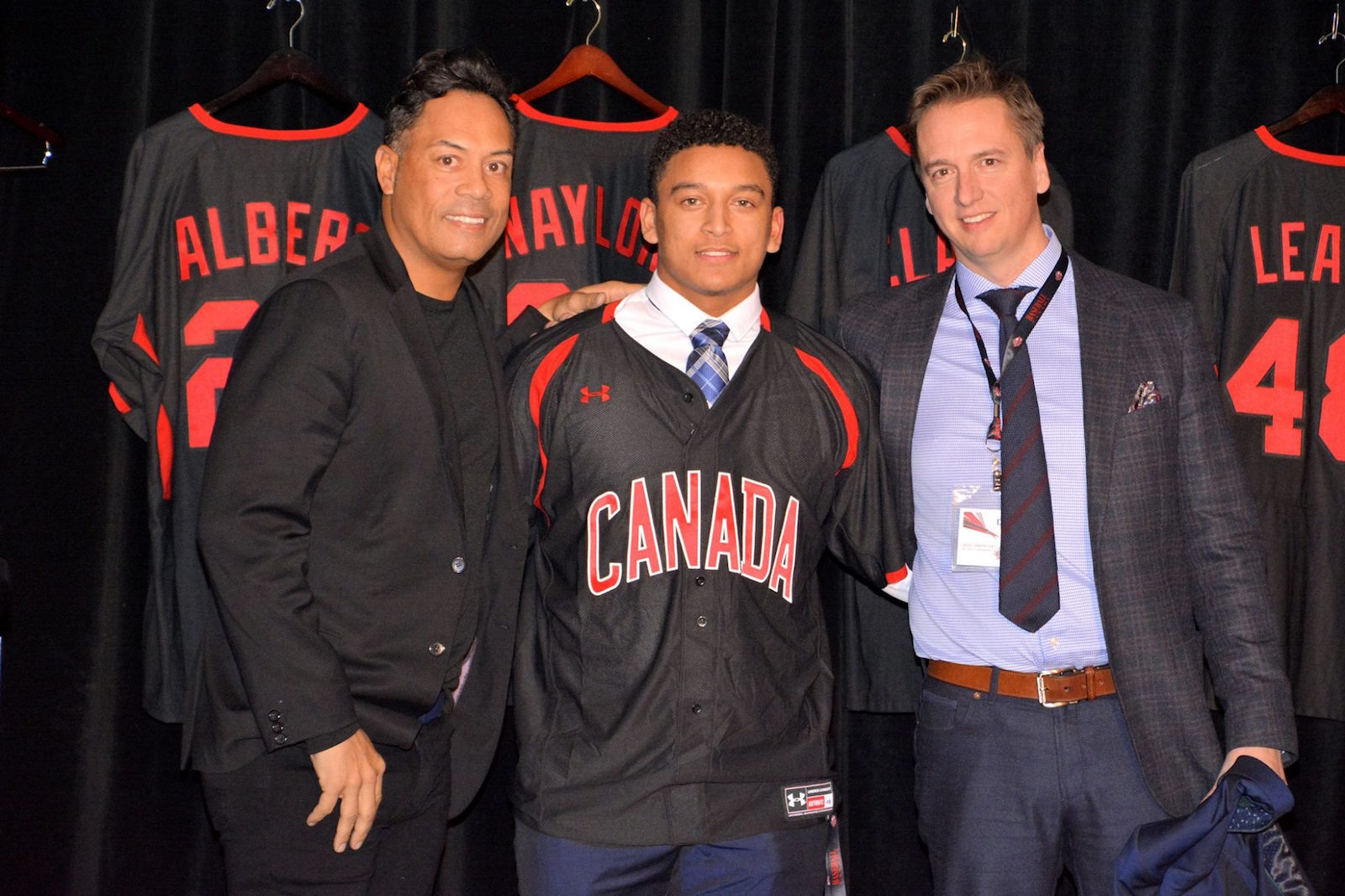 Young stars take centre stage at National Teams Banquet