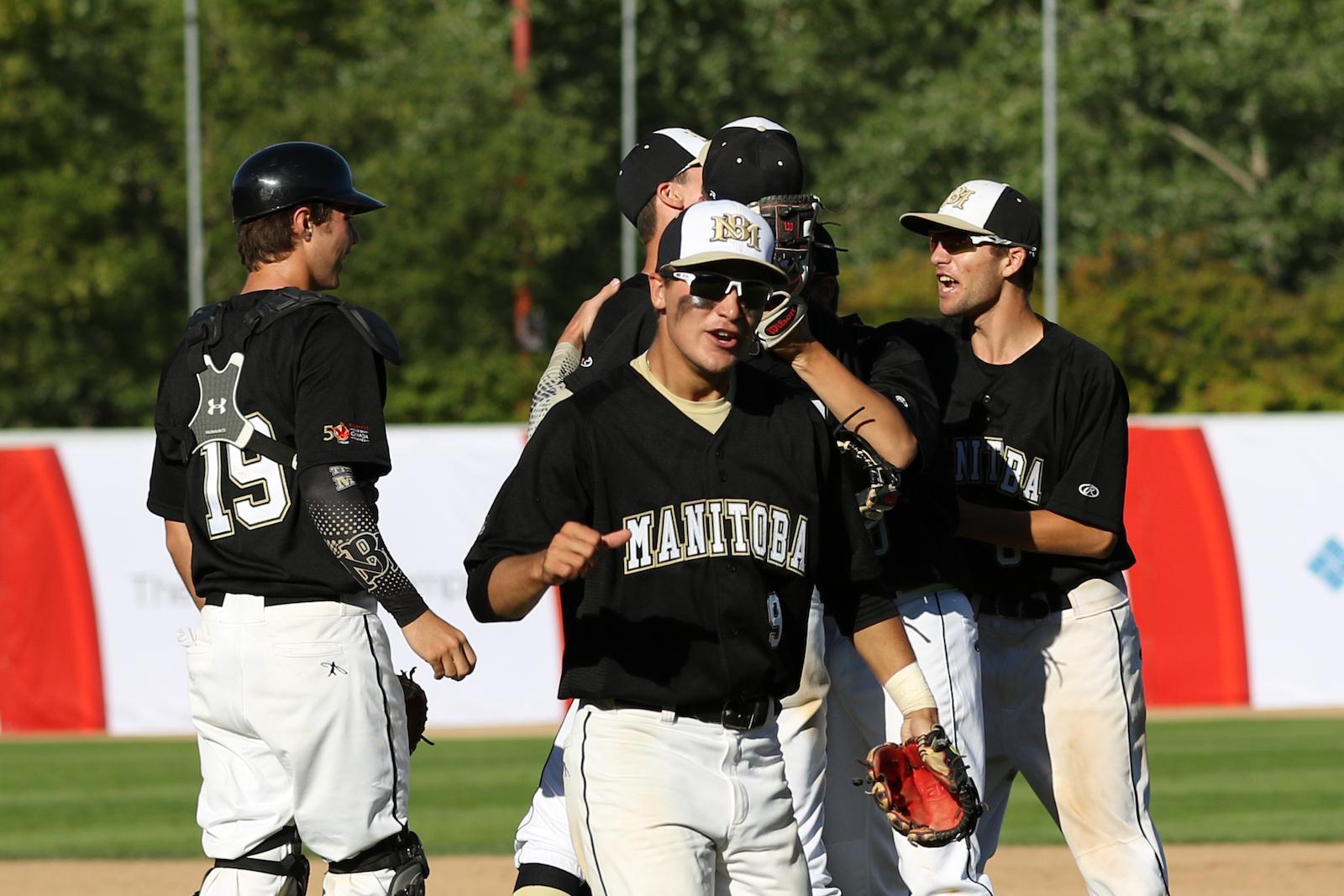 Canada Games Baseball: Manitoba to play Saskatchewan for gold