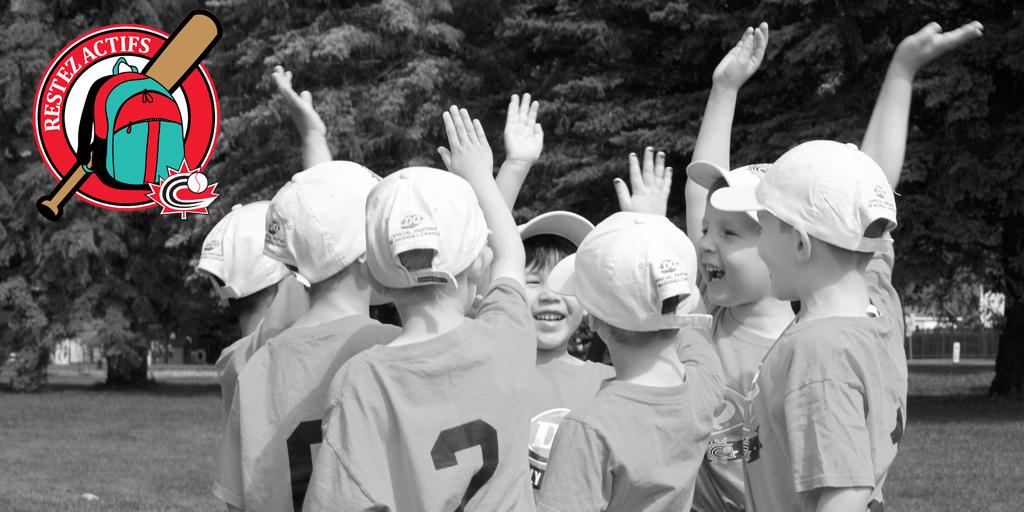 Restez actifs: Continuez de parler de baseball à la maison