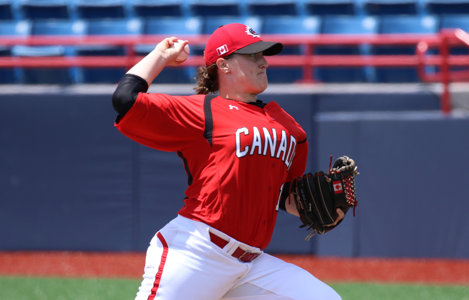Women's Baseball World Cup: Asay leads Canada over Venezuela