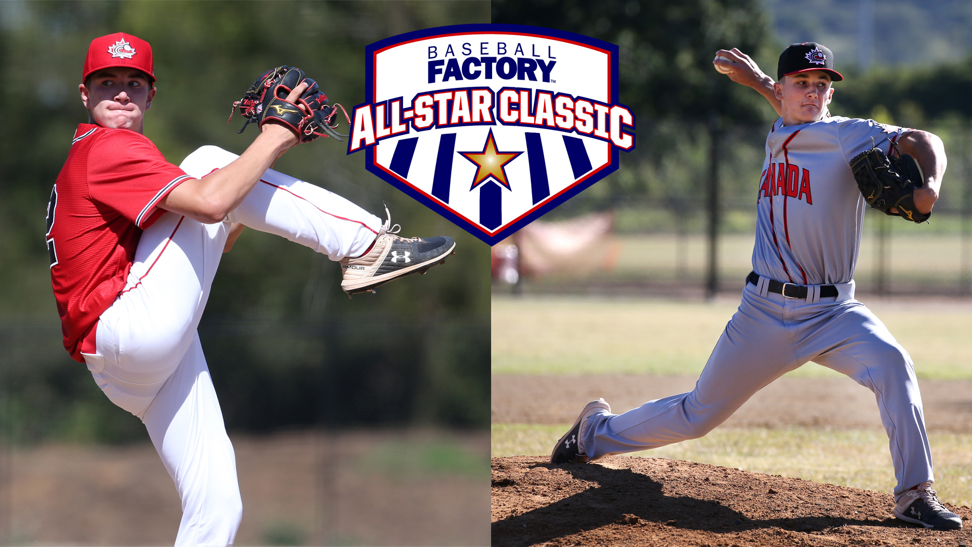 Bratt, Ziegler to play in Baseball Factory All-Star Classic