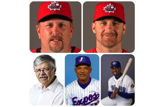 Alou, Delgado, Elliott, Koskie, Stairs to enter Canadian Baseball Hall of Fame in 2015