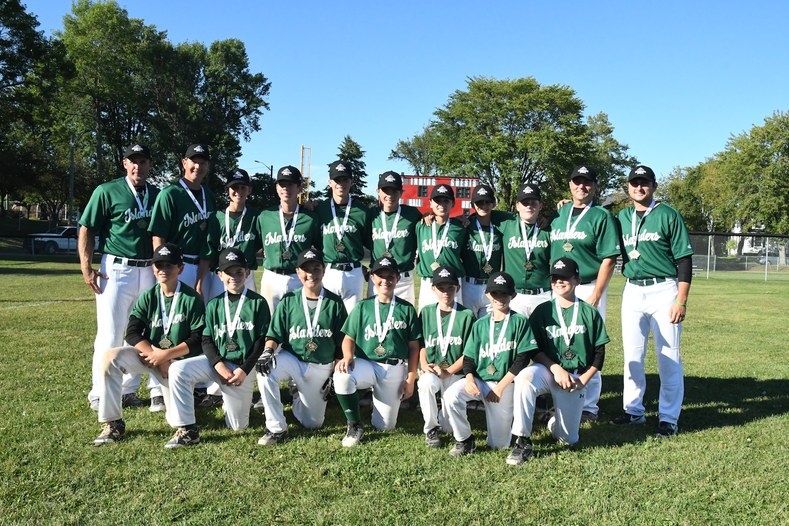 National Championships: Capital District claims 13U National Atlantic gold!