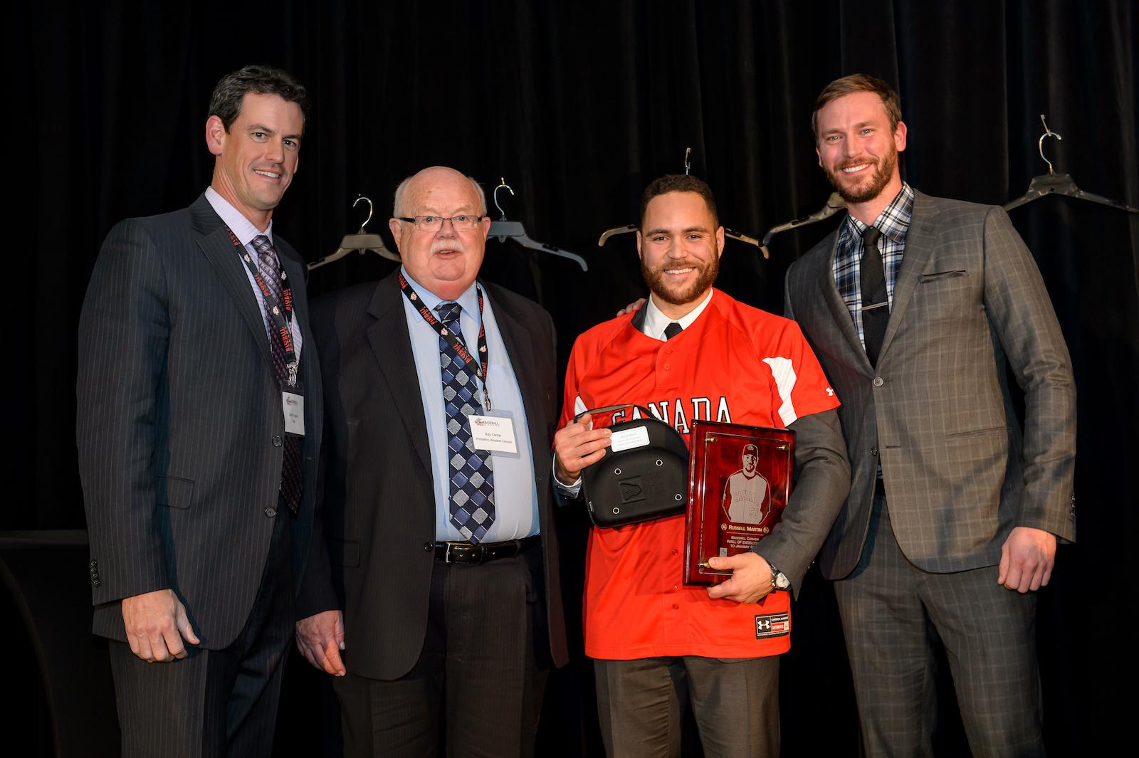 Baseball Canada National Teams set to host National Teams Awards Banquet and Fundraiser