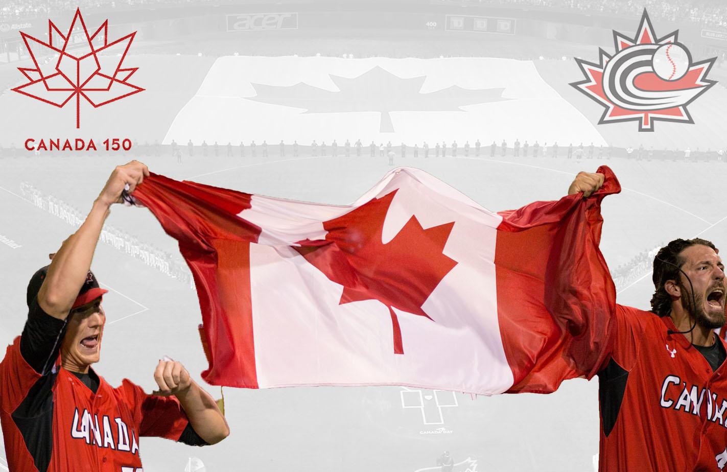 HAPPY 150TH, CANADA!