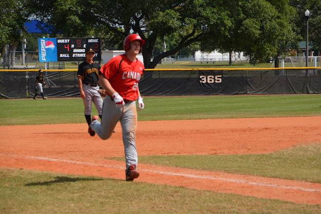 Lamb flexes muscle as juniors tie Pirates