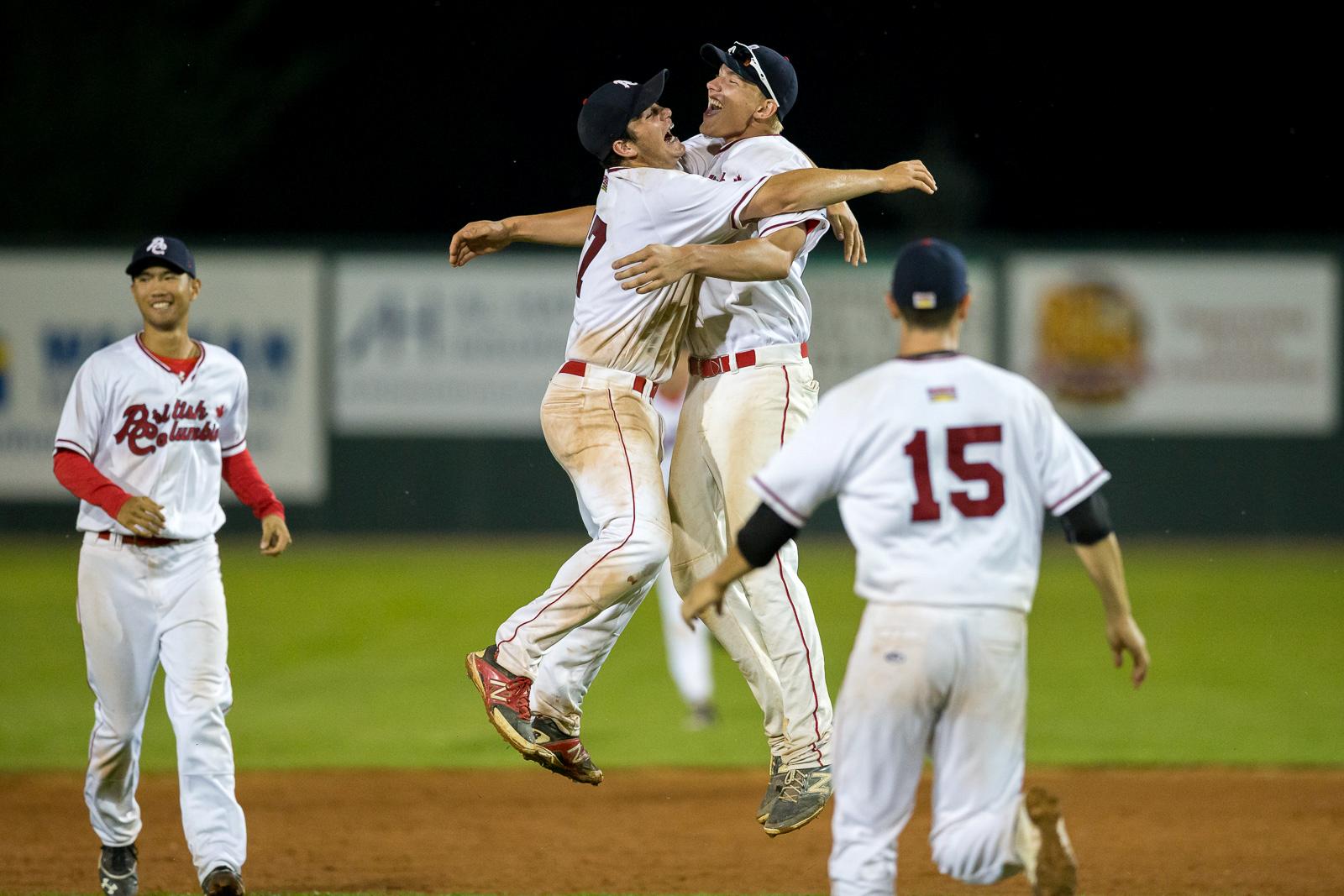 BC wins Baseball Canada Cup!