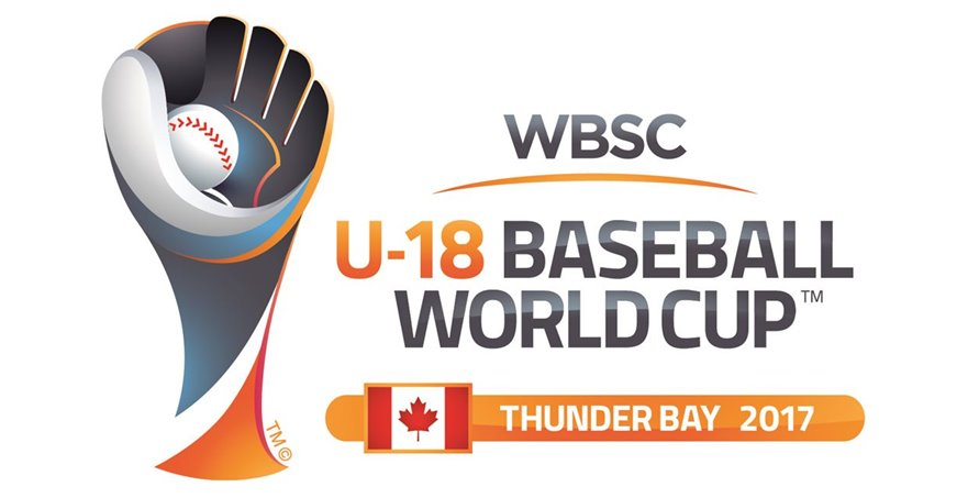 Tickets on sale for 2017 WBSC U-18 Baseball World Cup in Thunder Bay