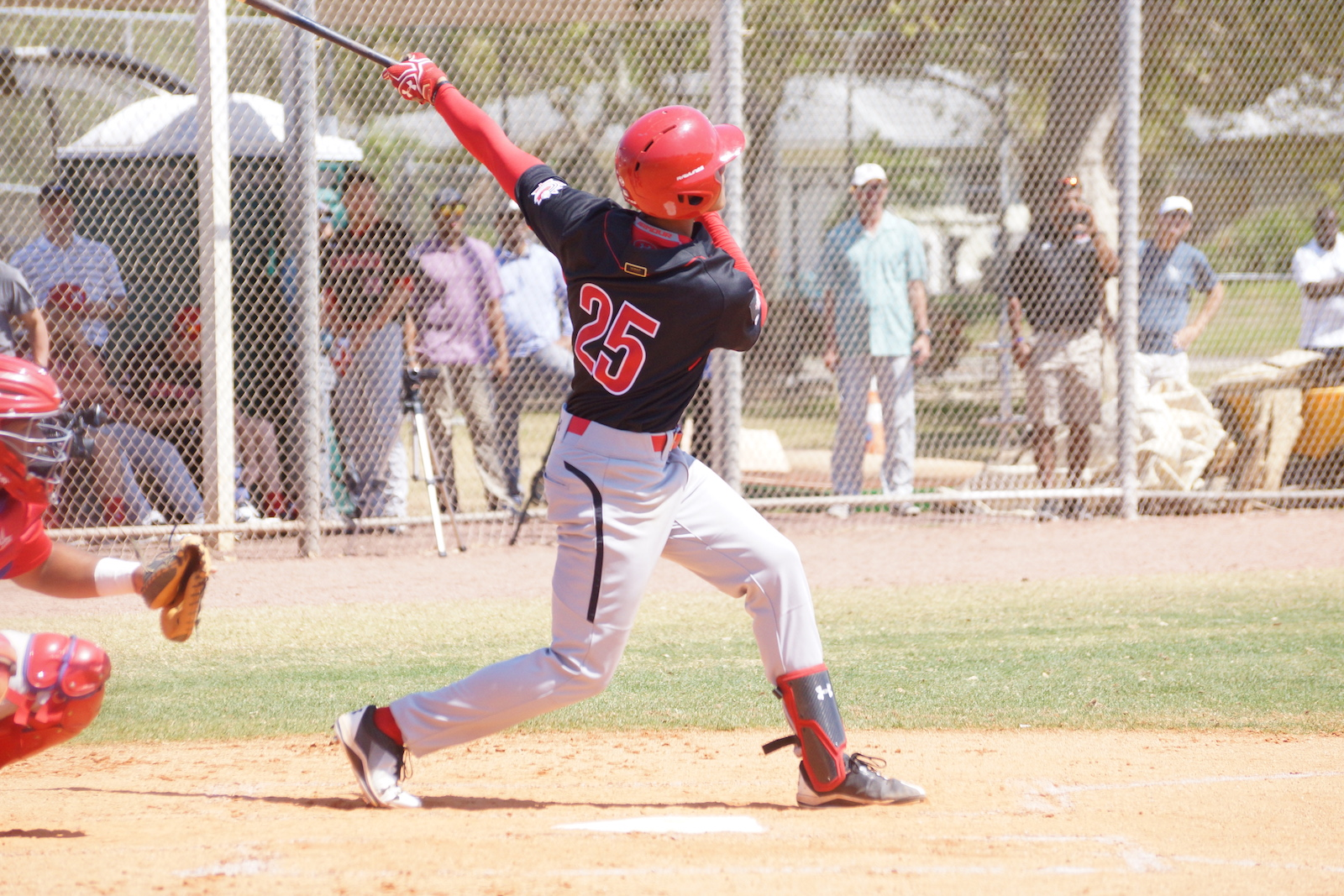 JNT SPRING: Phillies use long ball to top juniors