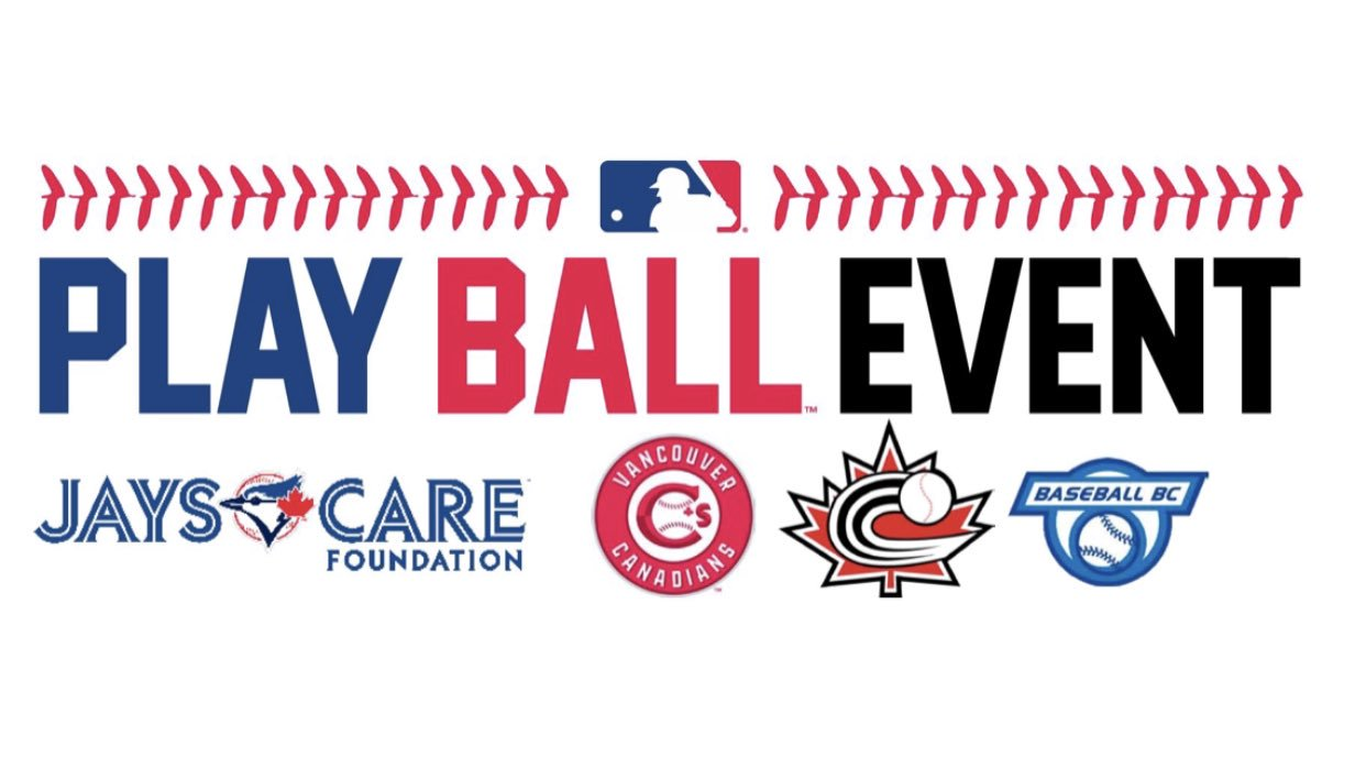 PLAY BALL heads to Vancouver, August 1st!