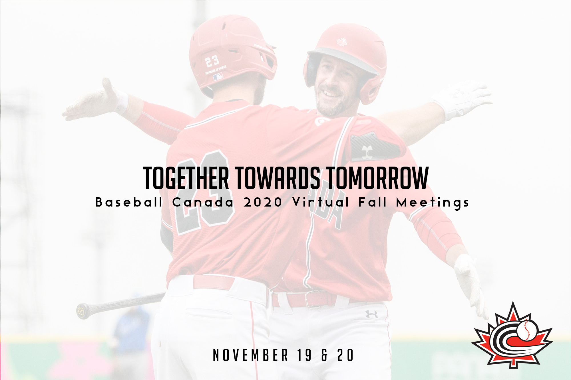REGISTER: Baseball Canada 2020 Virtual Fall Meetings!