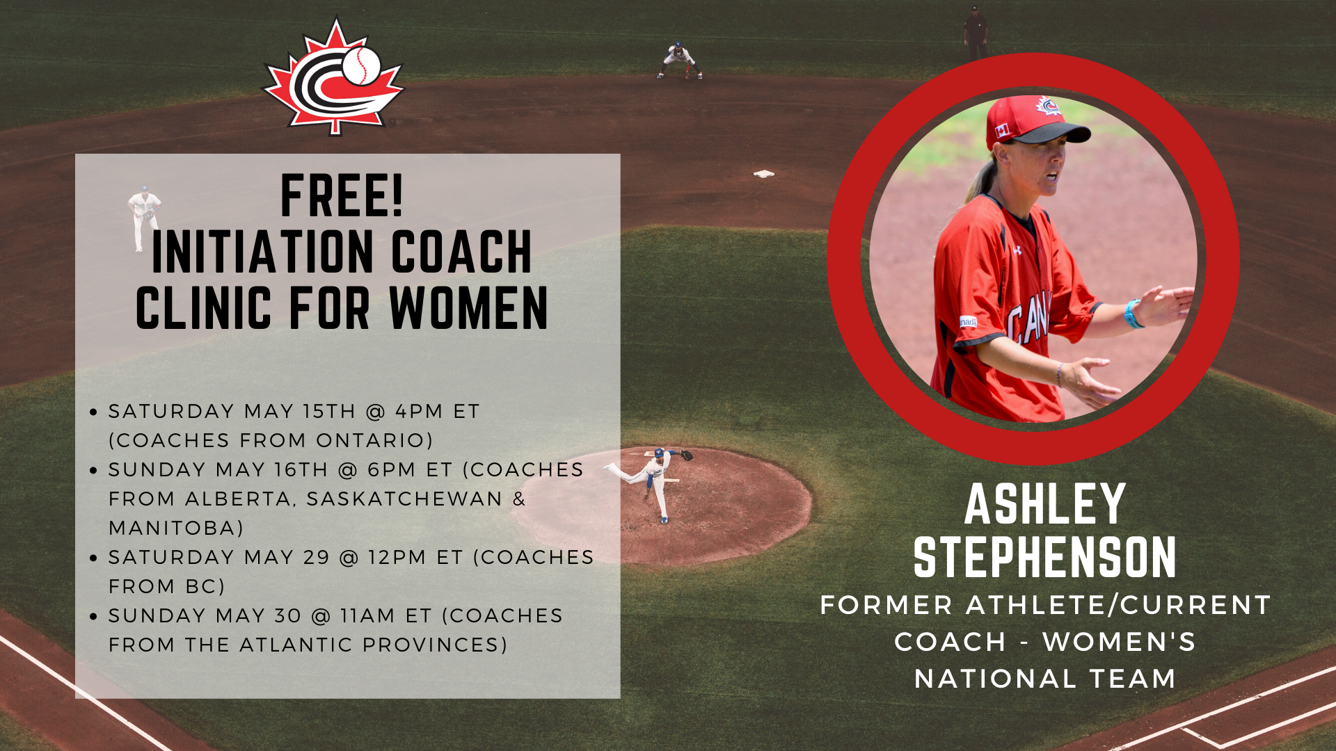 REGISTER: FREE Initiation Coach Clinic for Women!