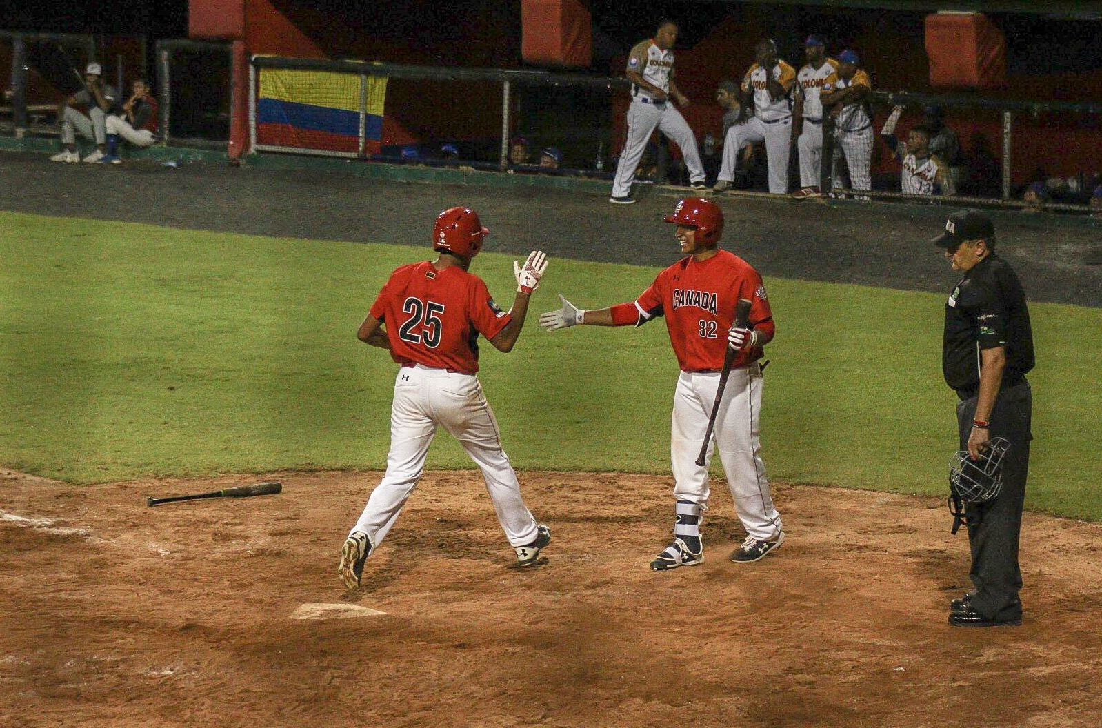 U18 World Qualifier: Valero's homer leads Canada over Colombia