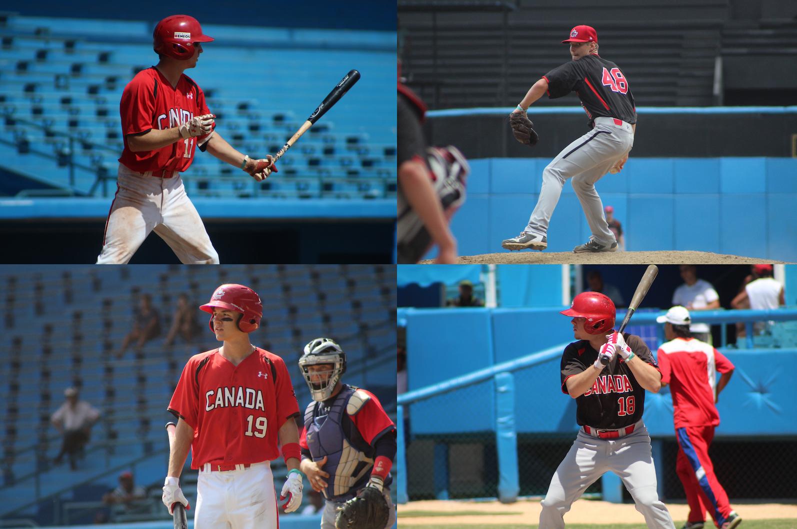 Four Junior National Team players make Baseball America's High School Top 100