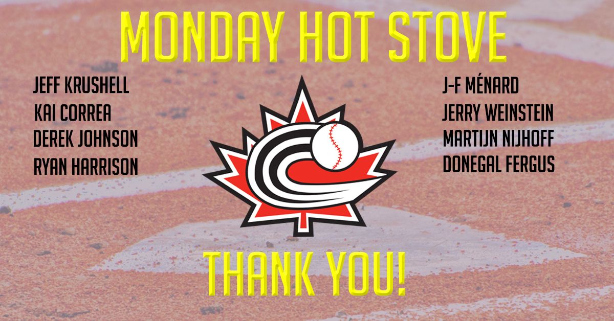 Monday Hot Stove: That's a wrap!
