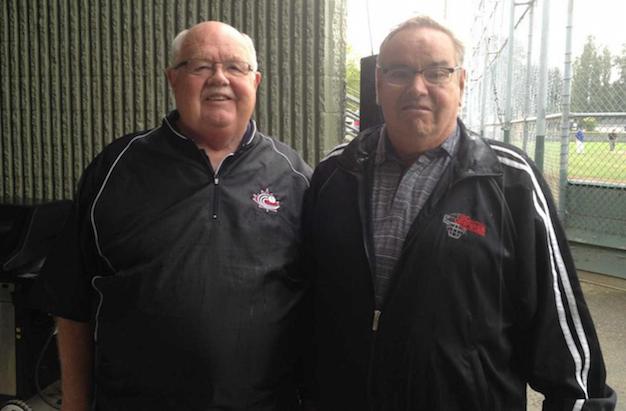 Baseball Canada mourns the loss of Howard Chapman