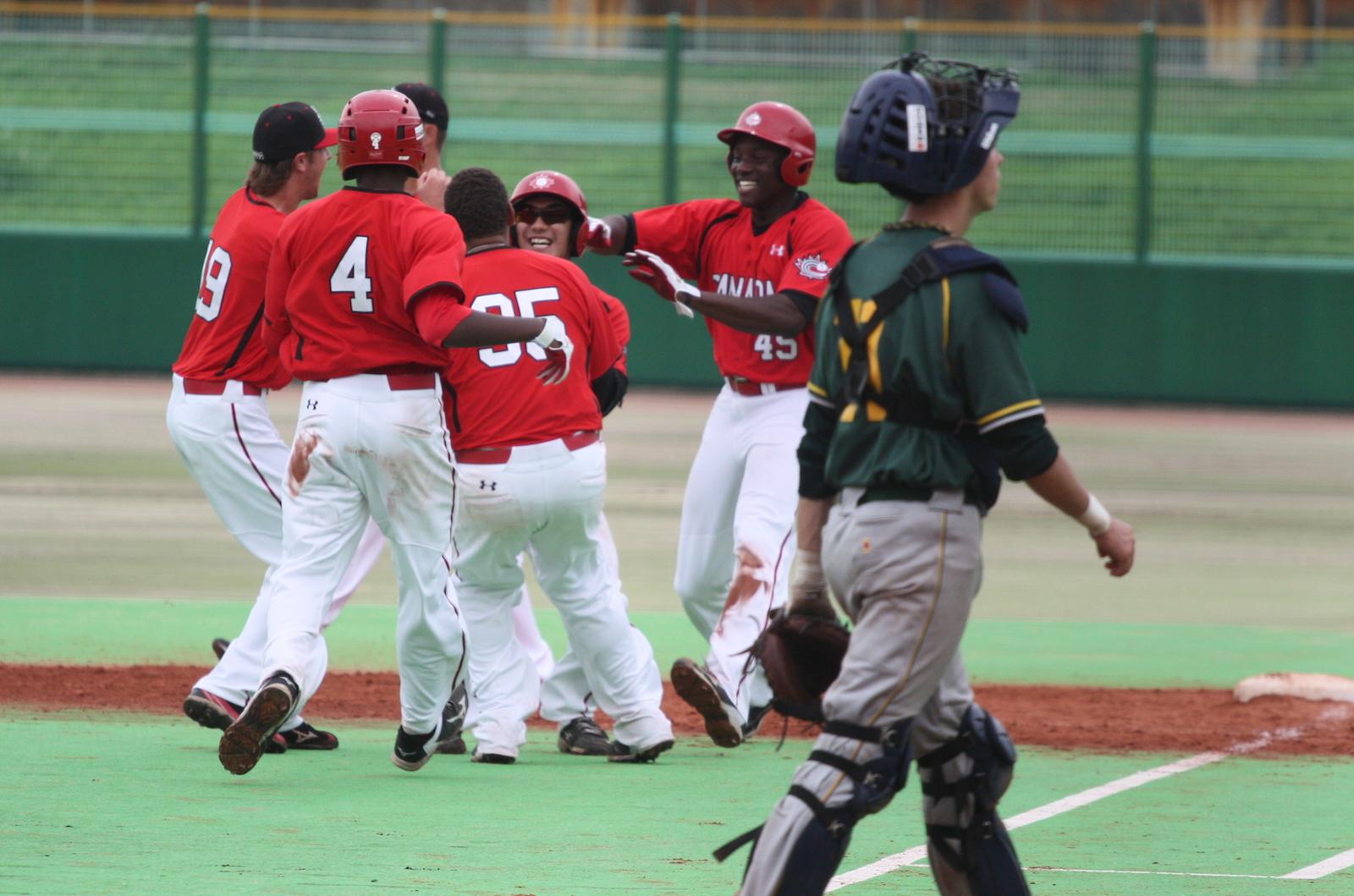 U-18: Canada survives scare, Super Round up next
