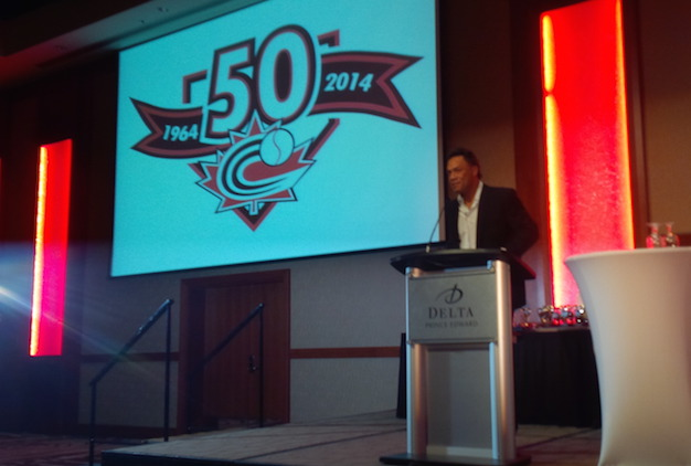Annual Baseball Canada Awards handed out in Charlottetown
