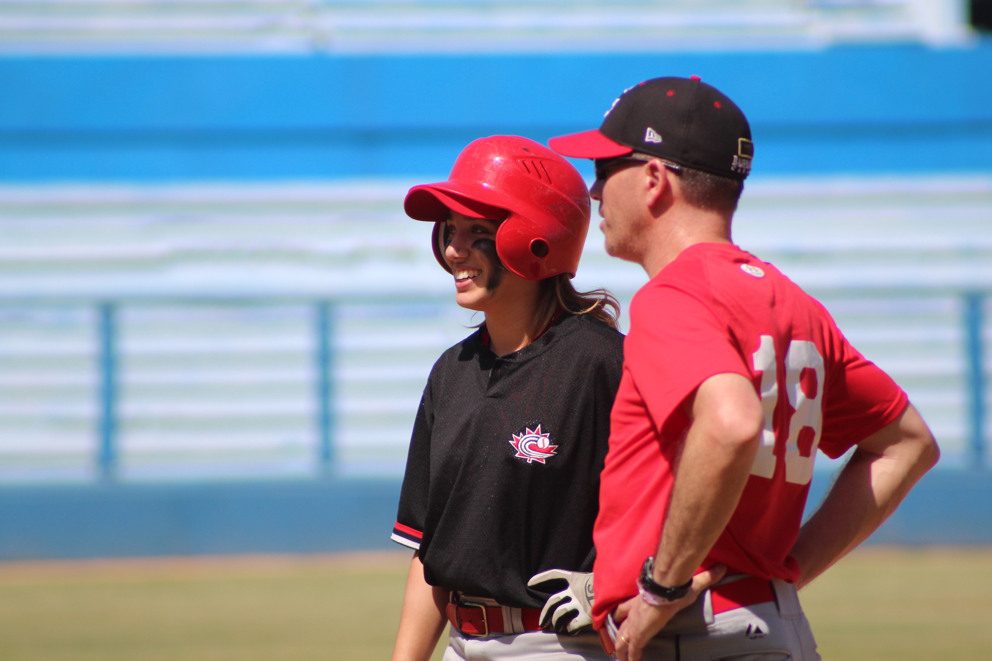 REGISTER: 2021 Girl's Baseball Development Camp in Cuba