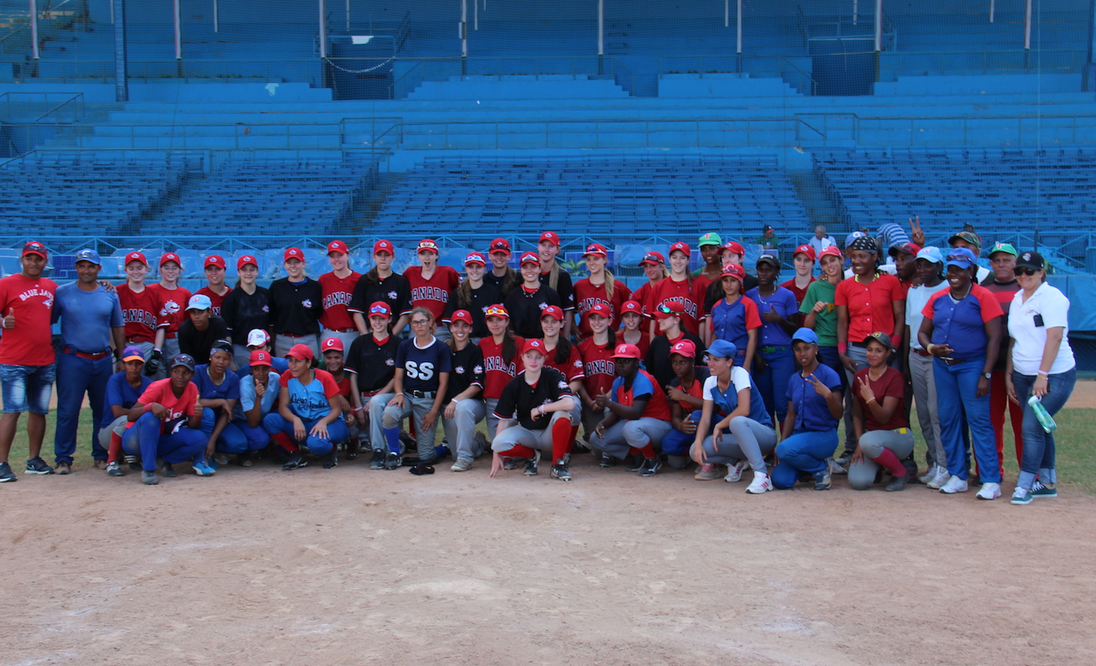REGISTER TODAY: 2019 Girls Baseball Development Camp in Cuba!