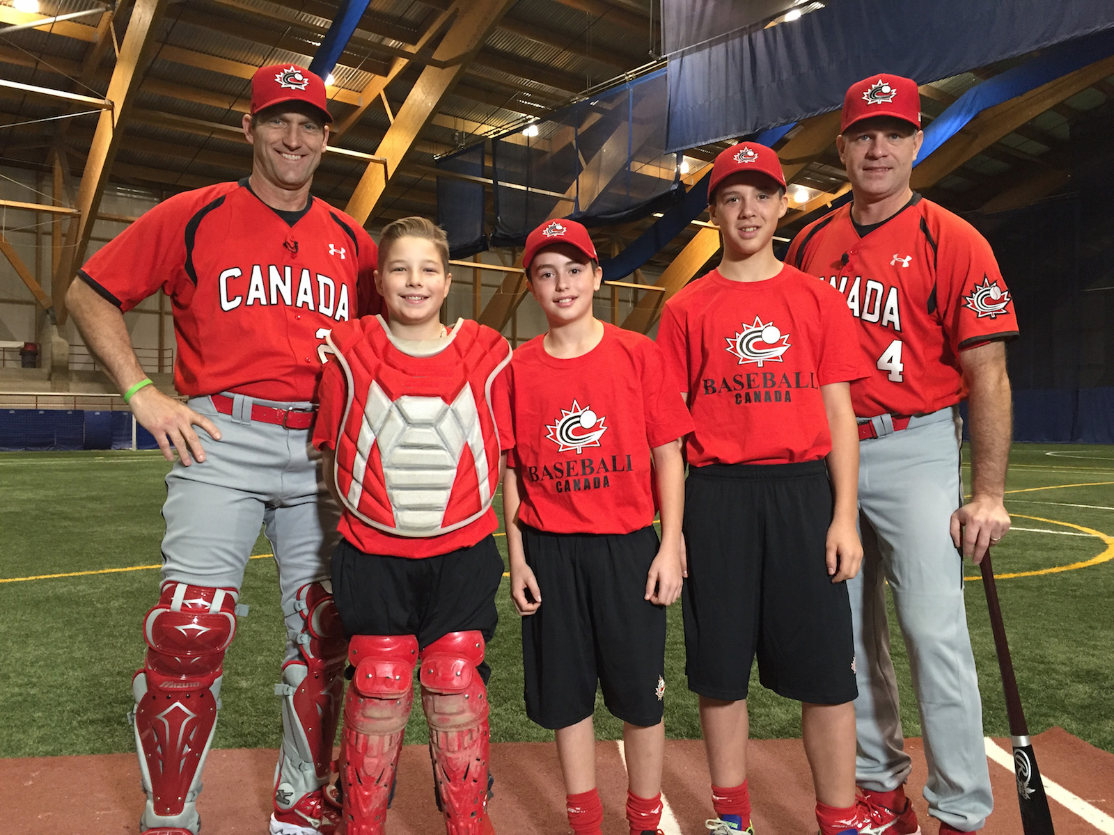 Baseball Canada Instructional videos now available!