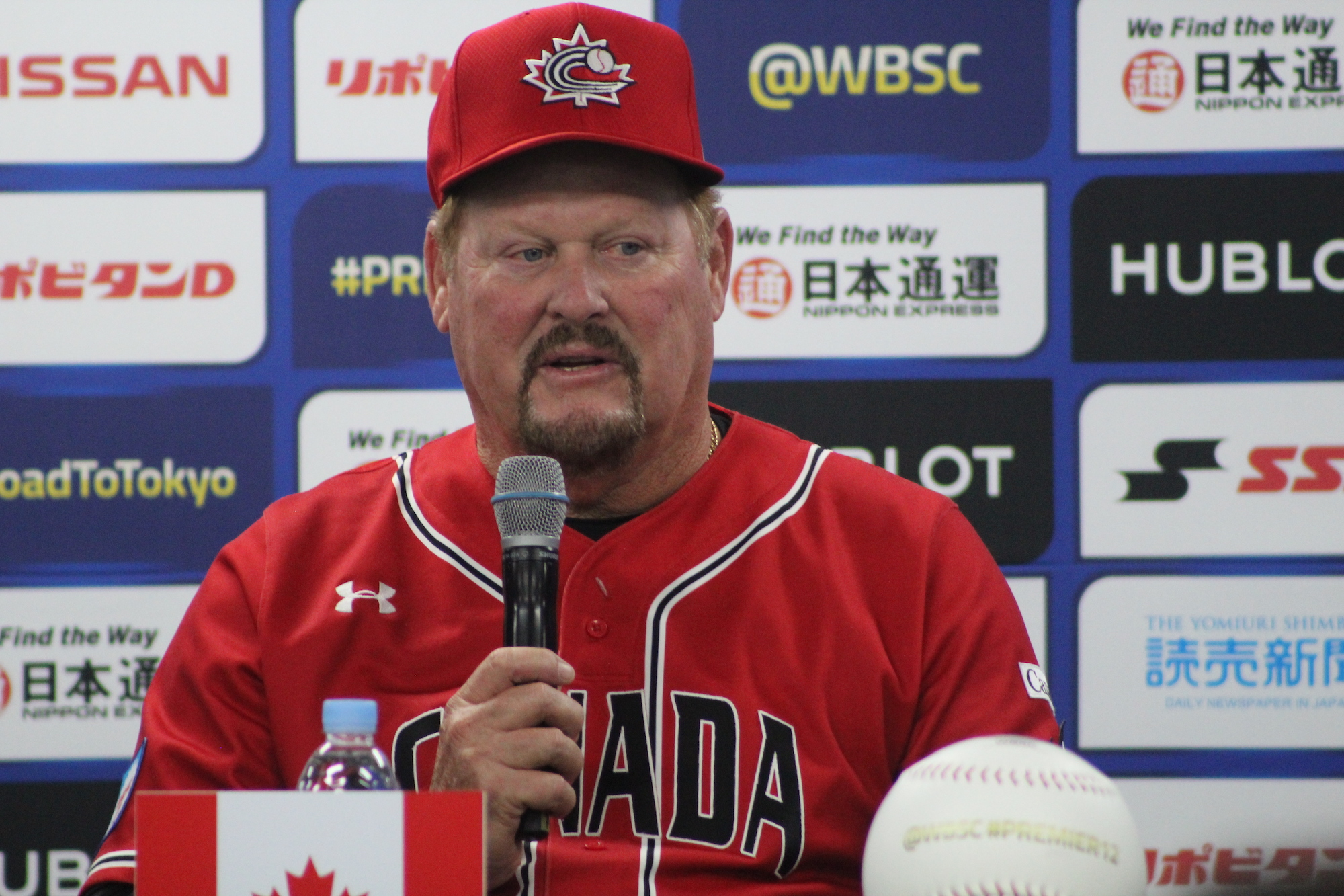 PREMIER12: Canada set to open against Cuba