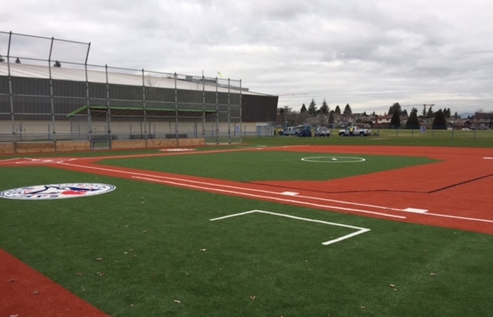 Fully accessible field now a reality in Vancouver!