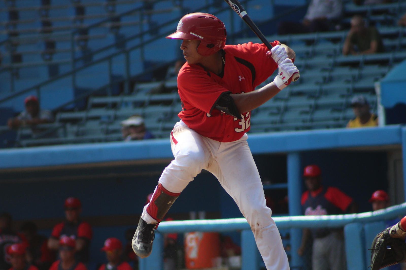 Naylor selected for High School Home Run Derby