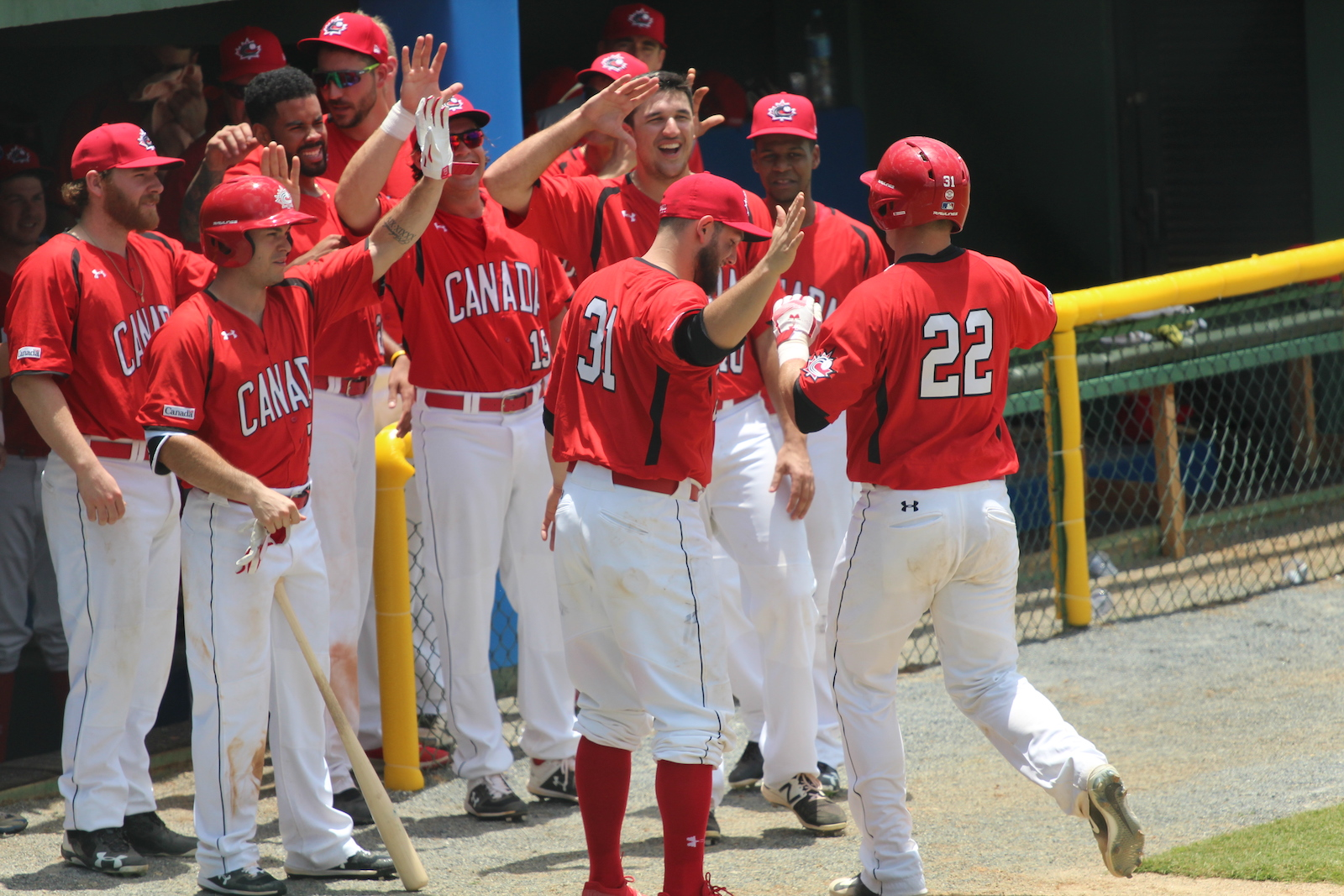 Pan Am Qualifier: Canada tops Panama in opener