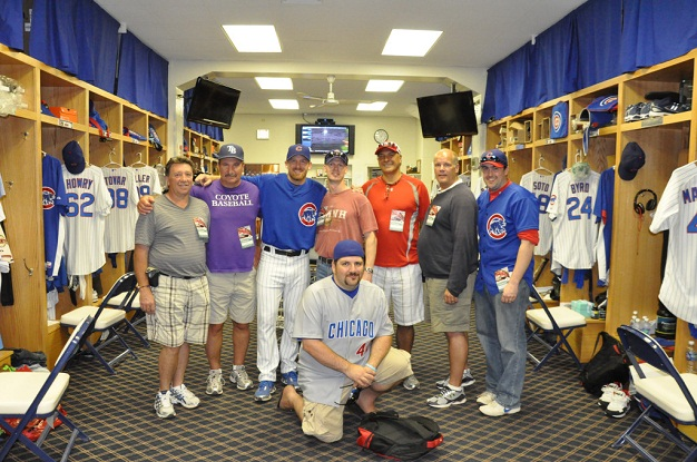 Spend a day with Ryan Dempster!