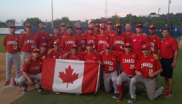 18U Pan Ams: Canada tops Panama to earn spot in 2015 World Cup
