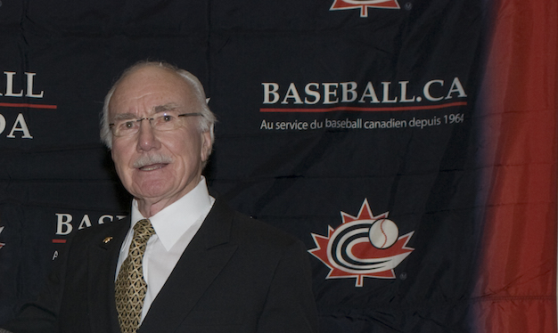 Baseball Canada mourns the passing of Jim Fanning