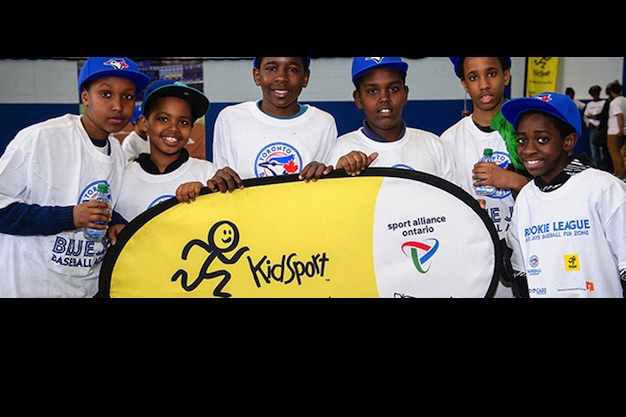 Jays Care Foundation and KidSport launch $100,000 partnership for 2015 Season
