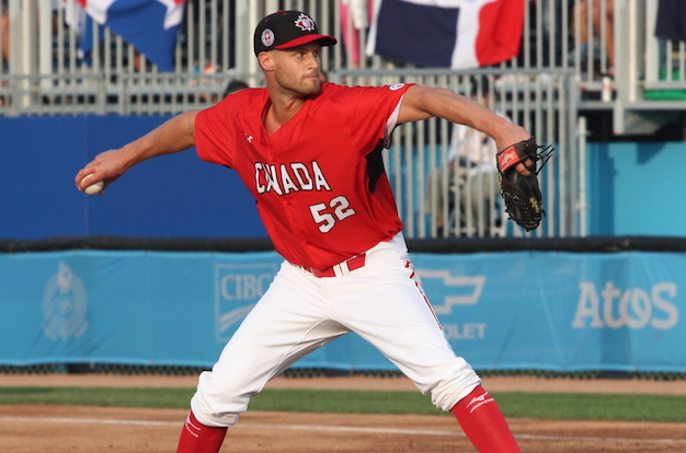 Canada opens Pan Ams with win over Dominican Republic