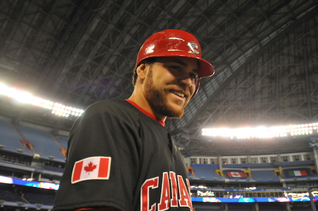 Russell Martin signs with Blue Jays