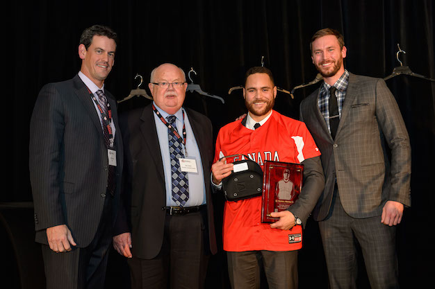 National Teams Award Banquet and Fundraiser provides another memorable evening