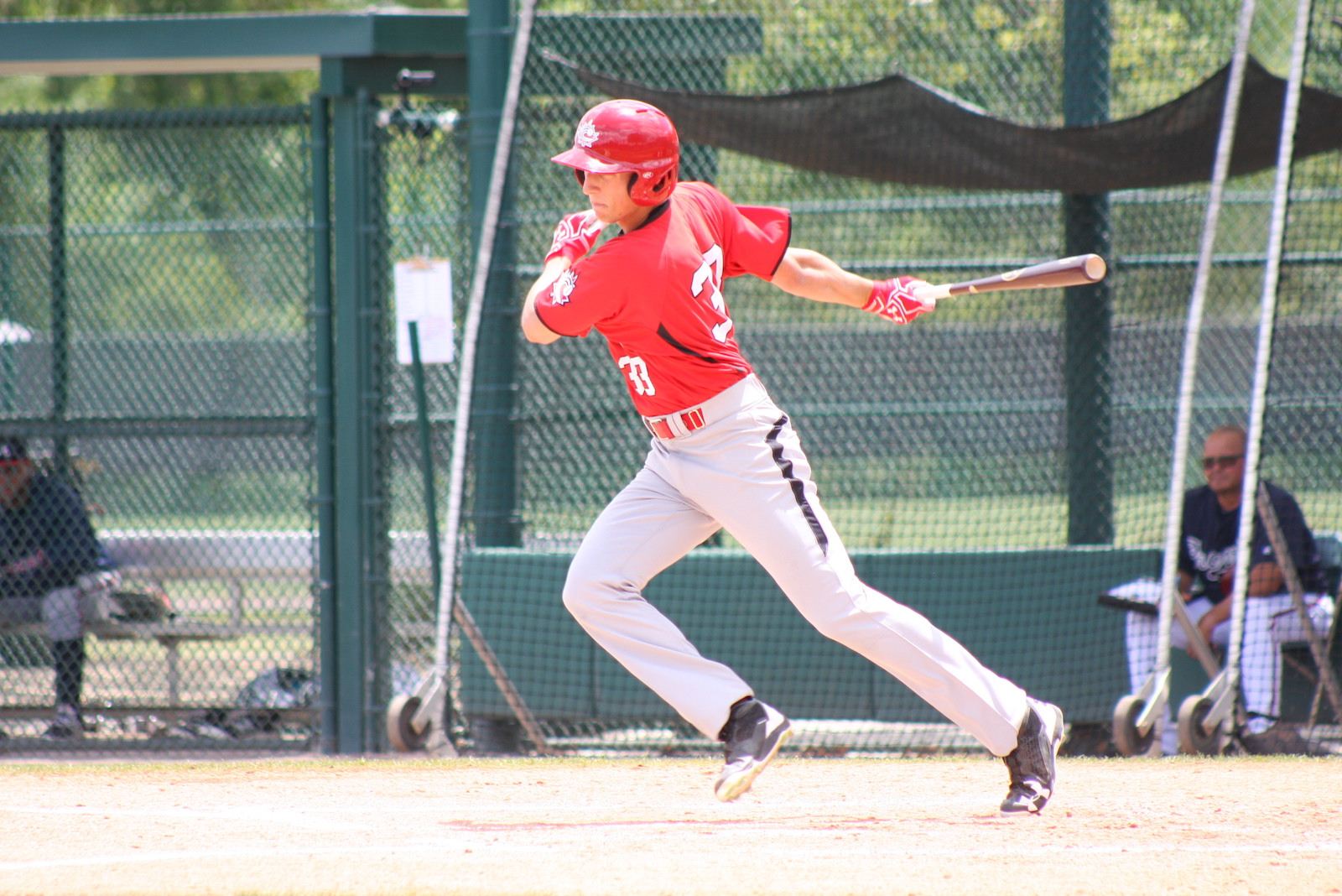 Extended Spring Training: Juniors get 14 hits in loss to Braves