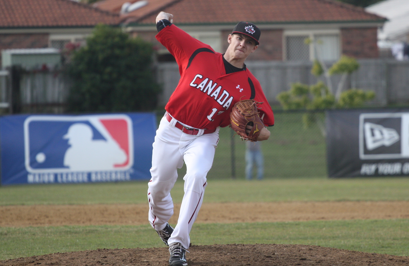 U-18 Pre World Cup: Canada swept by Aussies in doubleheader