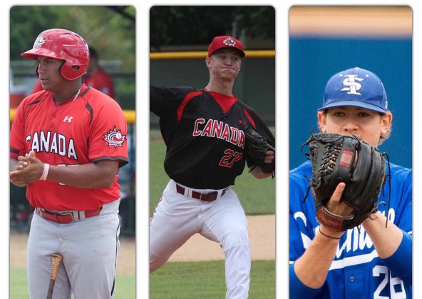 MLB Draft: Canadian baseball history made on day one of draft