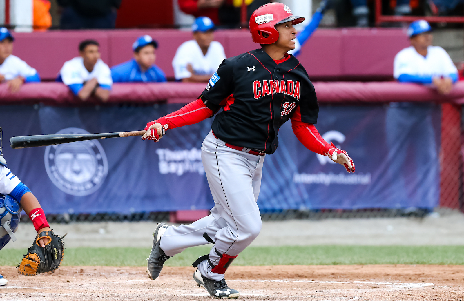 Naylor first Canadian selected in 2018 MLB Draft