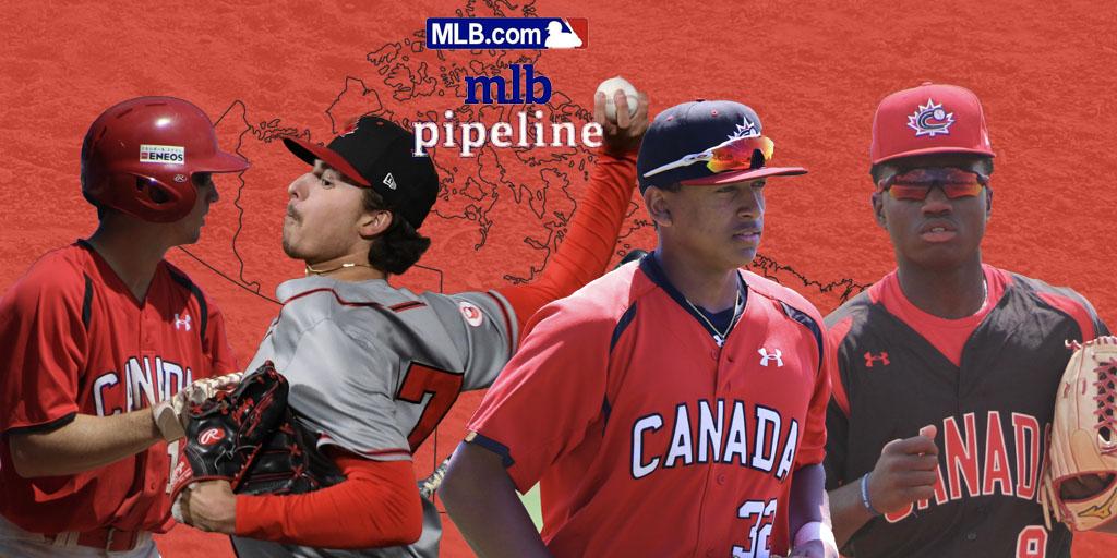 Des Canadiens dans le Top 30 de MLB Pipeline