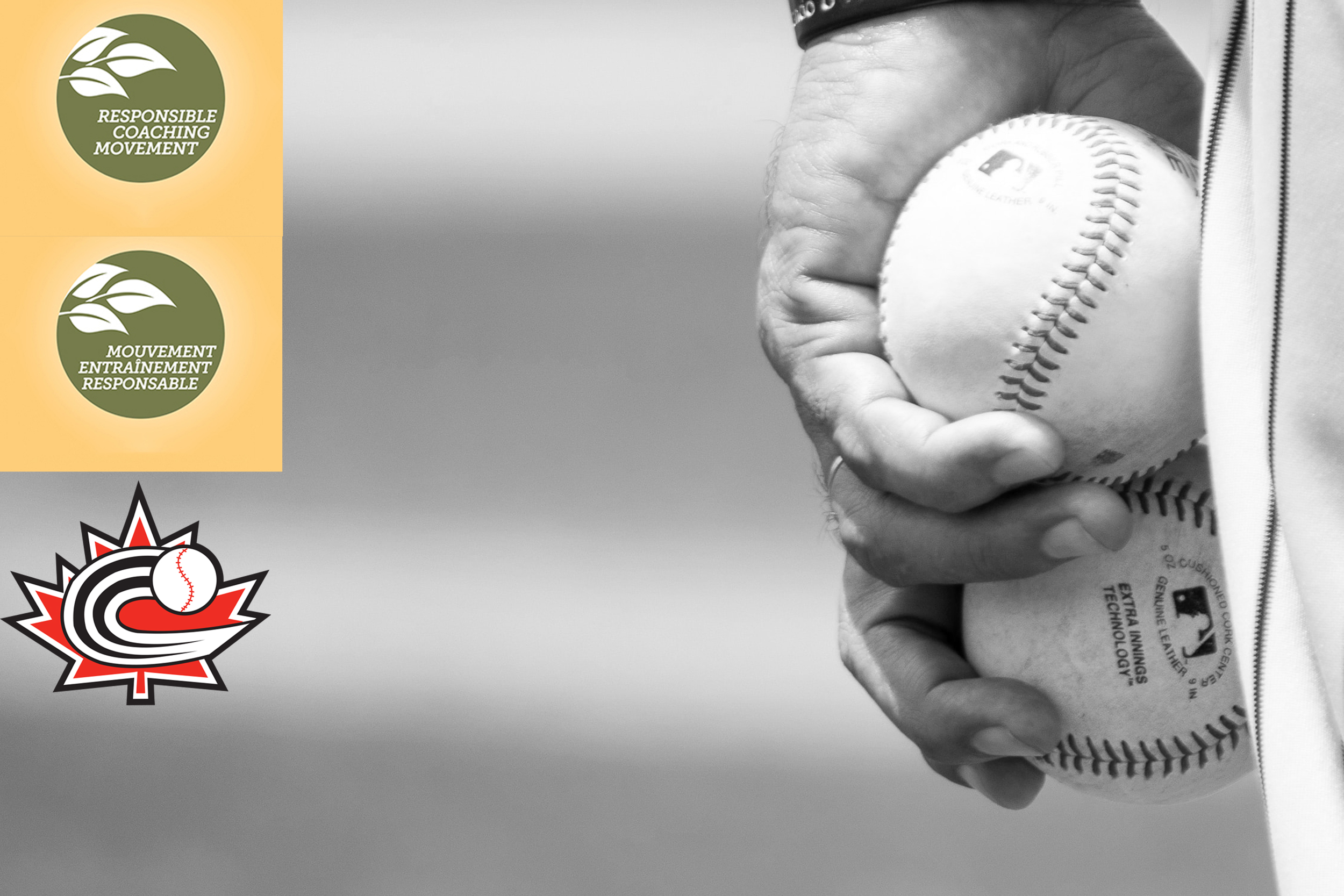 Baseball Canada takes the pledge of the Responsible Coaching Movement