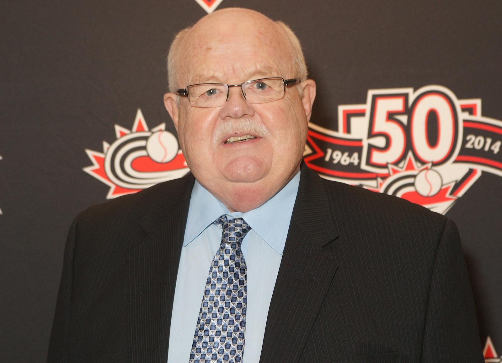 Baseball Canada | Carter reflects on 16 years as Baseball Canada