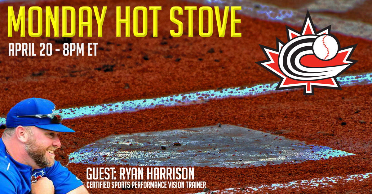 REGISTER: Monday Hot Stove with Ryan Harrison