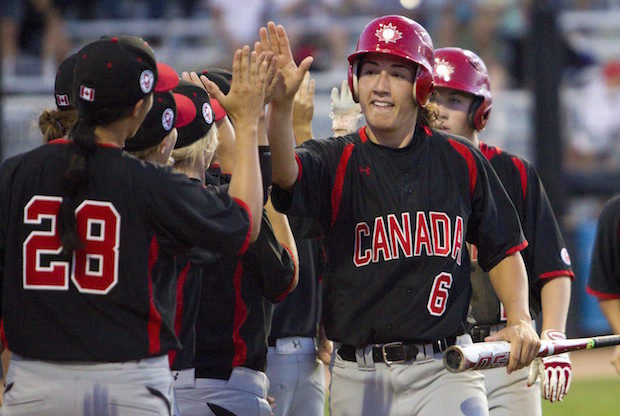 Canadian women thump Cuba in Pan Am opener