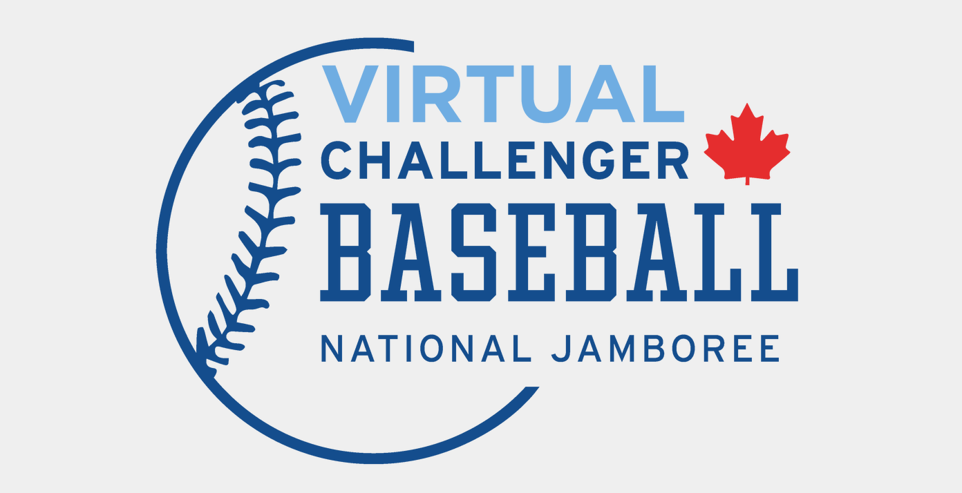 REGISTER TODAY! VIRTUAL CHALLENGER BASEBALL NATIONAL JAMBOREE!